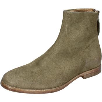 Cipők Női Bokacsizmák Moma BH302 Zöld