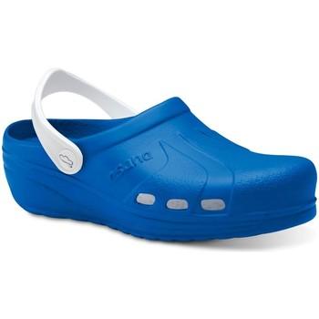 Cipők Férfi Klumpák Feliz Caminar Zuecos Sanitarios Asana - Kék