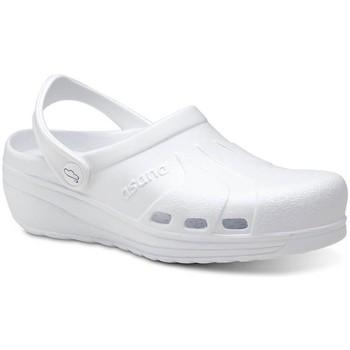 Cipők Férfi Klumpák Feliz Caminar Zuecos Sanitarios Asana - Fehér