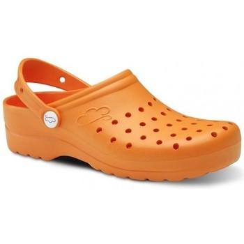 Cipők Férfi Klumpák Feliz Caminar Zuecos Sanitarios Flotantes Gruyere - Narancssárga