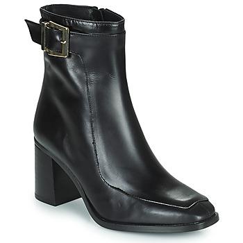 Cipők Női Bokacsizmák Fericelli PALAIS Fekete