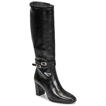 Cipők Női Városi csizmák Fericelli PLIET Fekete