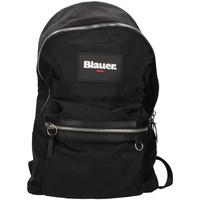 Táskák Hátitáskák Blauer S1NEVADA02/TAS BLACK