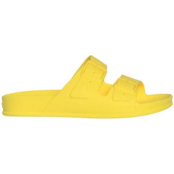 Cipők Gyerek Papucsok Cacatoès Bahia Citromsárga