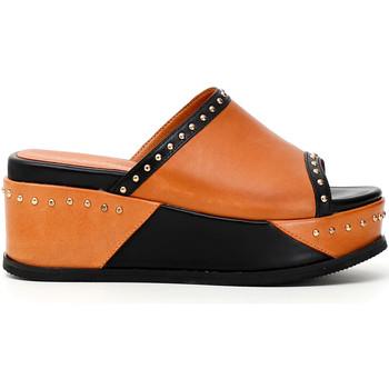 Cipők Női Papucsok Café Noir HH1360 Fekete