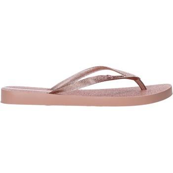 Cipők Női Lábujjközös papucsok Ipanema IP.26481 Rózsaszín