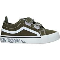 Cipők Gyerek Rövid szárú edzőcipők U.s. Golf S21-S00UK803 Zöld