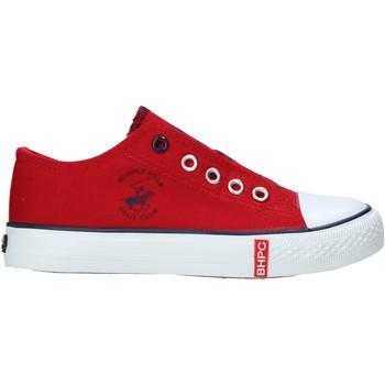 Cipők Gyerek Rövid szárú edzőcipők Beverly Hills Polo Club S21-S00HK535 Piros