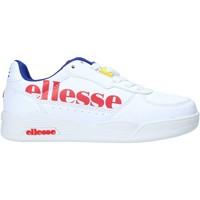 Cipők Gyerek Rövid szárú edzőcipők Ellesse ES0047S Fehér
