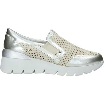 Cipők Női Belebújós cipők Valleverde 18253 Bézs