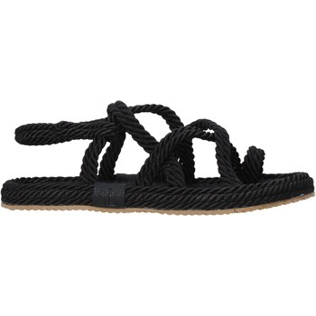 Cipők Női Szandálok / Saruk Sara Lopez SLS21 Fekete