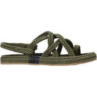 Cipők Női Szandálok / Saruk Sara Lopez SLS21 Zöld