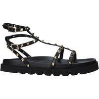 Cipők Női Szandálok / Saruk Grace Shoes 021003 Fekete