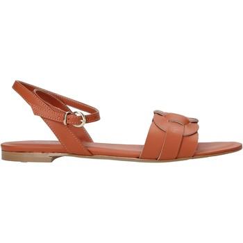 Cipők Női Szandálok / Saruk Grace Shoes 081006 Narancssárga