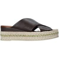 Cipők Női Papucsok Bueno Shoes 21WQ5907 Fekete