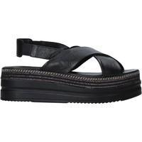 Cipők Női Szandálok / Saruk Bueno Shoes 21WS5702 Fekete