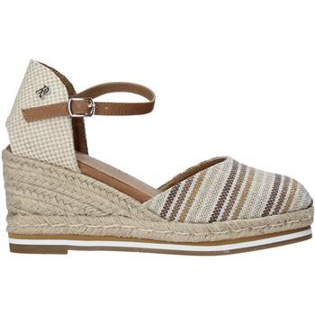 Cipők Női Szandálok / Saruk Refresh 72757 Bézs