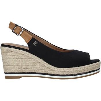 Cipők Női Szandálok / Saruk Refresh 72693 Fekete