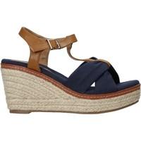 Cipők Női Szandálok / Saruk Refresh 72878 Kék