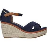 Cipők Női Szandálok / Saruk Refresh 72879 Kék
