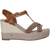 Cipők Női Szandálok / Saruk Refresh 72661 Barna