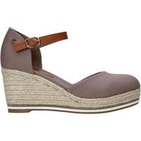 Cipők Női Gyékény talpú cipők Refresh 72740 Szürke