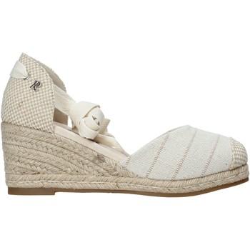 Cipők Női Gyékény talpú cipők Refresh 72745 Bézs