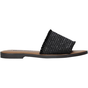 Cipők Női Papucsok Refresh 72958 Fekete