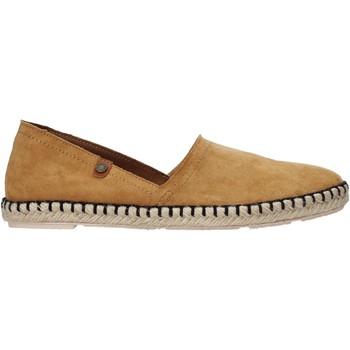 Cipők Női Gyékény talpú cipők Refresh 72275 Barna