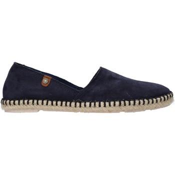 Cipők Női Gyékény talpú cipők Refresh 72275 Kék