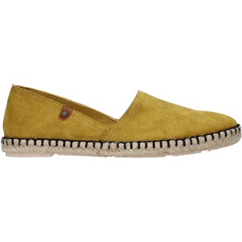 Cipők Női Gyékény talpú cipők Refresh 72275 Sárga