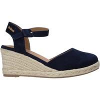 Cipők Női Szandálok / Saruk Refresh 72858 Kék