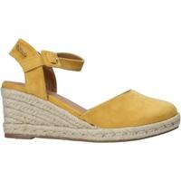 Cipők Női Szandálok / Saruk Refresh 72858 Sárga
