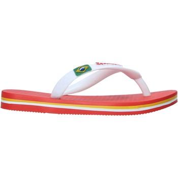 Cipők Gyerek Lábujjközös papucsok Ipanema IP.80416 Piros