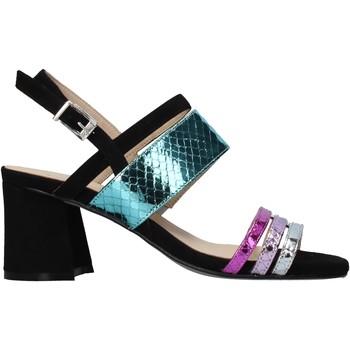 Cipők Női Szandálok / Saruk Carmens Padova 45069 Fekete