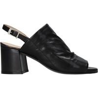 Cipők Női Szandálok / Saruk Carmens Padova 45416 Fekete