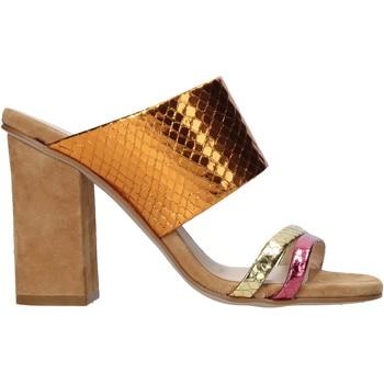 Cipők Női Szandálok / Saruk Carmens Padova 45063 Narancssárga