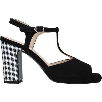 Cipők Női Szandálok / Saruk Carmens Padova 45085 Fekete