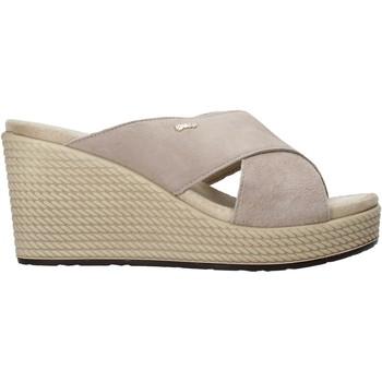 Cipők Női Papucsok IgI&CO 7169077 Bézs