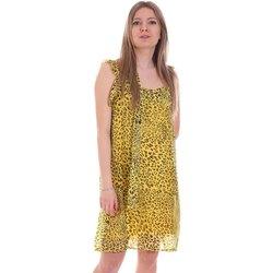 Ruhák Női Rövid ruhák Gaudi 111FD15051 Sárga