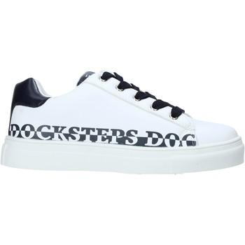 Cipők Gyerek Divat edzőcipők Docksteps GLORY1 Fehér