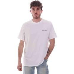 Ruhák Férfi Rövid ujjú pólók Dockers 27406-0115 Fehér