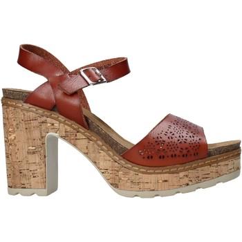 Cipők Női Szandálok / Saruk Refresh 72690 Barna