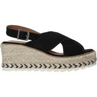 Cipők Női Szandálok / Saruk Refresh 72854 Fekete