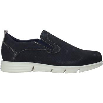 Cipők Férfi Belebújós cipők Rogers 3020-NOB Kék