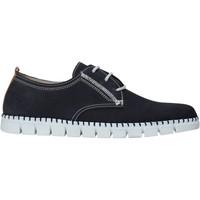 Cipők Férfi Oxford cipők Rogers 2572-NOB Kék