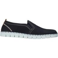 Cipők Férfi Belebújós cipők Rogers 2571-NOB Kék