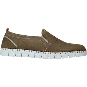 Cipők Férfi Belebújós cipők Rogers 2571-NOB Zöld
