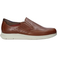 Cipők Férfi Belebújós cipők Rogers 2700 Barna
