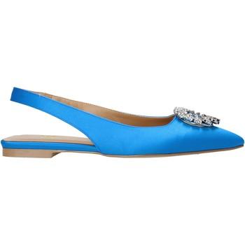 Cipők Női Balerina cipők  Grace Shoes 411025 Kék